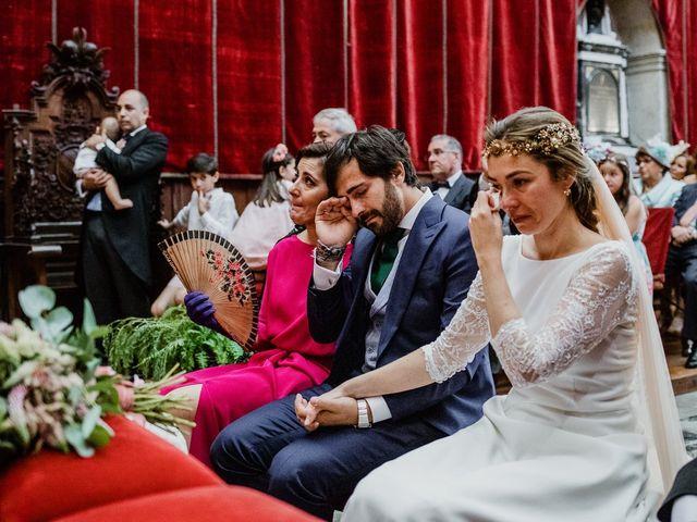 La boda de Isaac y Vanesa en Alba De Tormes, Salamanca 103