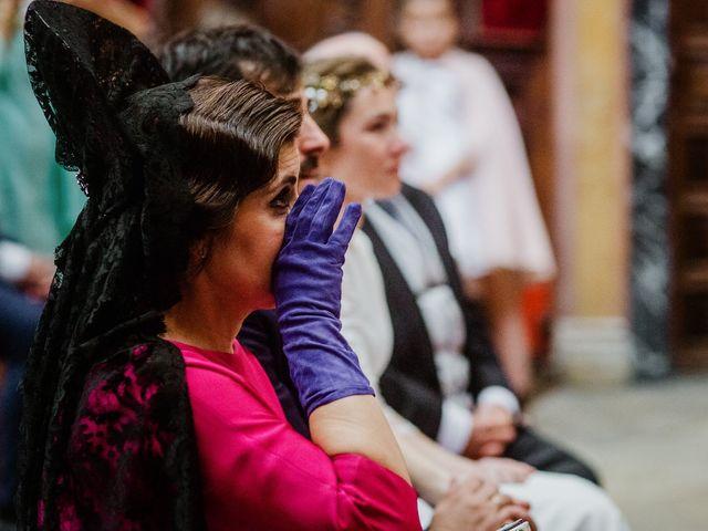 La boda de Isaac y Vanesa en Alba De Tormes, Salamanca 104