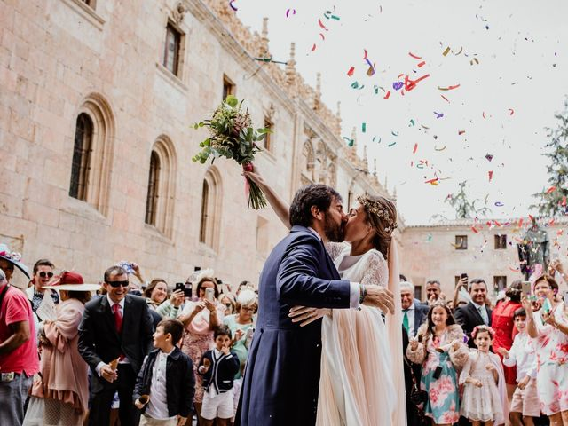 La boda de Isaac y Vanesa en Alba De Tormes, Salamanca 107