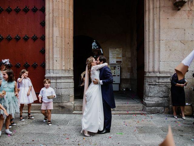 La boda de Isaac y Vanesa en Alba De Tormes, Salamanca 110