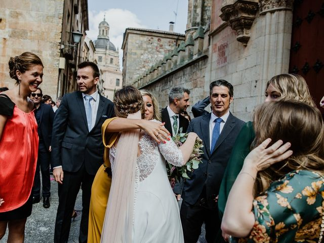 La boda de Isaac y Vanesa en Alba De Tormes, Salamanca 112