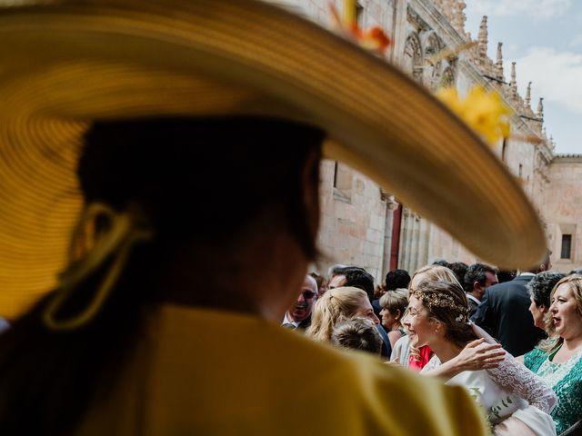 La boda de Isaac y Vanesa en Alba De Tormes, Salamanca 114