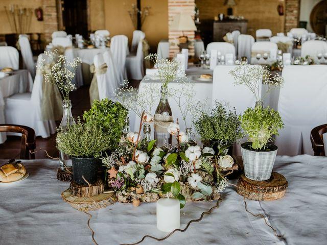 La boda de Isaac y Vanesa en Alba De Tormes, Salamanca 115