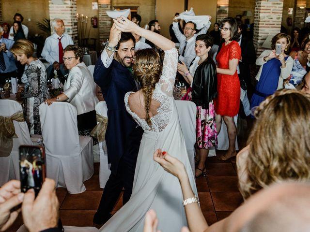 La boda de Isaac y Vanesa en Alba De Tormes, Salamanca 133