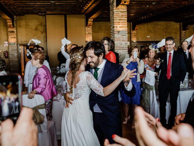 La boda de Isaac y Vanesa en Alba De Tormes, Salamanca 134