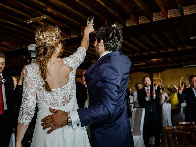La boda de Isaac y Vanesa en Alba De Tormes, Salamanca 135