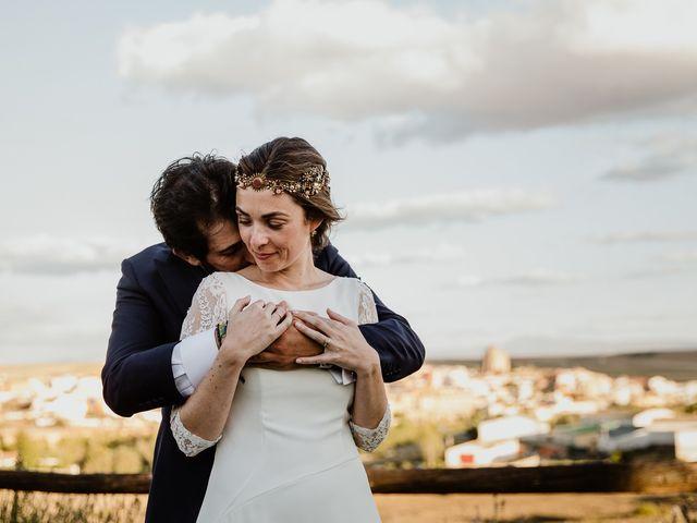 La boda de Isaac y Vanesa en Alba De Tormes, Salamanca 141