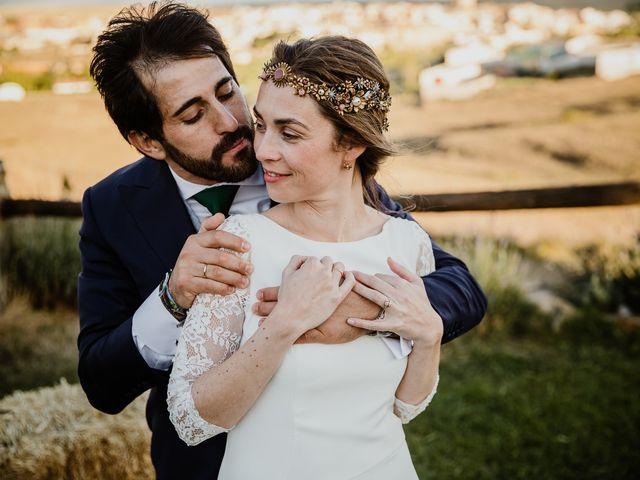 La boda de Isaac y Vanesa en Alba De Tormes, Salamanca 143