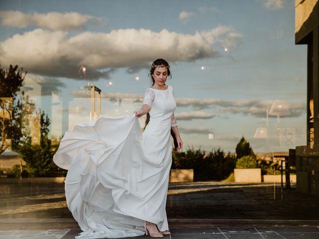 La boda de Isaac y Vanesa en Alba De Tormes, Salamanca 145