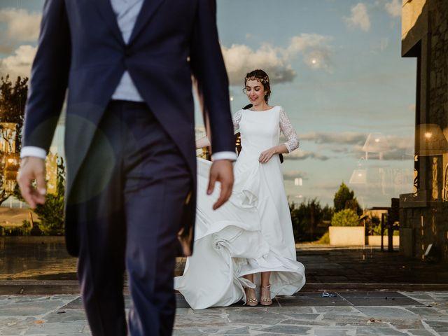 La boda de Isaac y Vanesa en Alba De Tormes, Salamanca 147