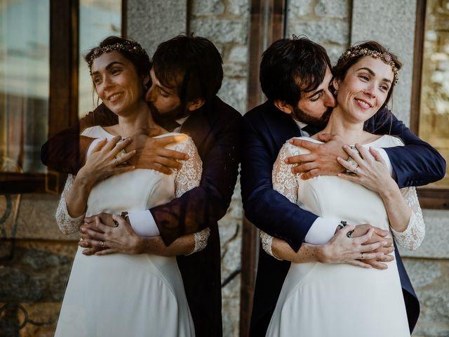 La boda de Isaac y Vanesa en Alba De Tormes, Salamanca 149