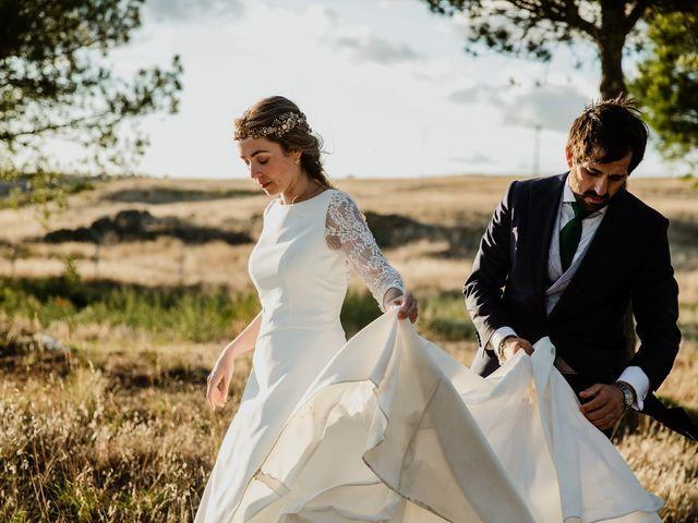 La boda de Isaac y Vanesa en Alba De Tormes, Salamanca 150