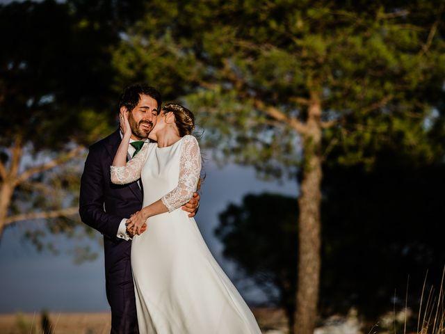 La boda de Isaac y Vanesa en Alba De Tormes, Salamanca 153