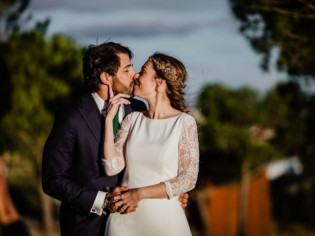 La boda de Isaac y Vanesa en Alba De Tormes, Salamanca 154