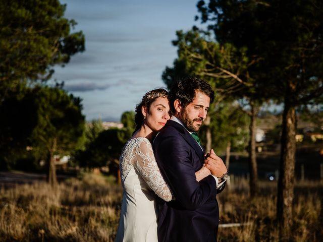 La boda de Isaac y Vanesa en Alba De Tormes, Salamanca 160