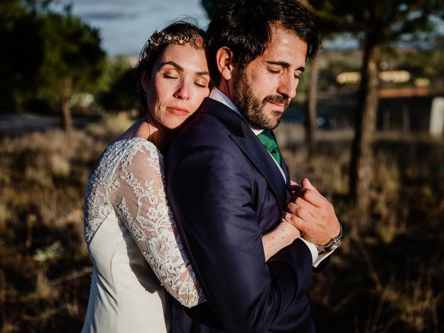 La boda de Isaac y Vanesa en Alba De Tormes, Salamanca 161