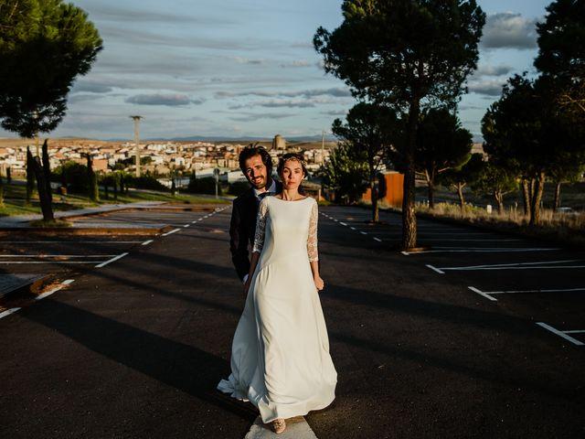 La boda de Isaac y Vanesa en Alba De Tormes, Salamanca 163