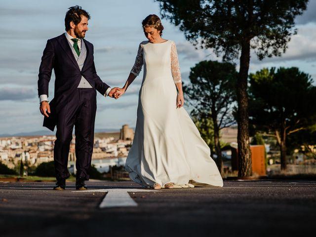 La boda de Isaac y Vanesa en Alba De Tormes, Salamanca 165