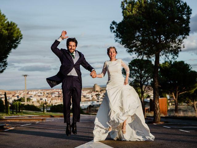La boda de Isaac y Vanesa en Alba De Tormes, Salamanca 167