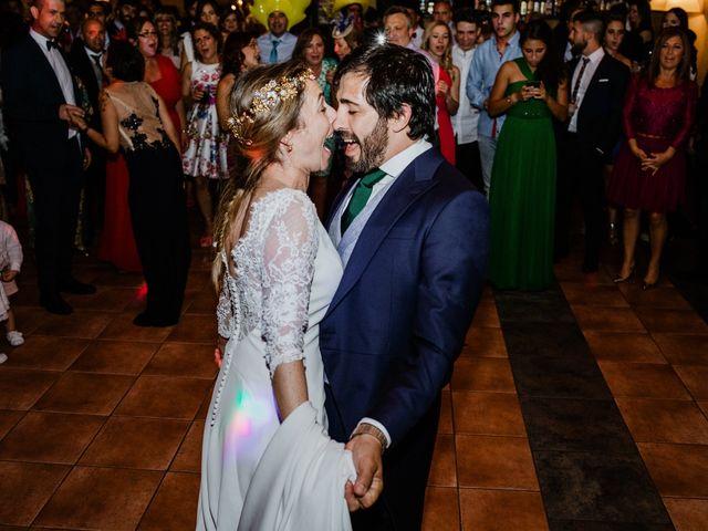 La boda de Isaac y Vanesa en Alba De Tormes, Salamanca 170