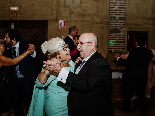 La boda de Isaac y Vanesa en Alba De Tormes, Salamanca 174