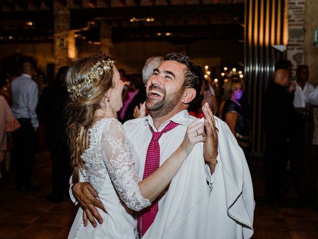 La boda de Isaac y Vanesa en Alba De Tormes, Salamanca 175