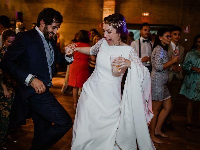 La boda de Isaac y Vanesa en Alba De Tormes, Salamanca 176