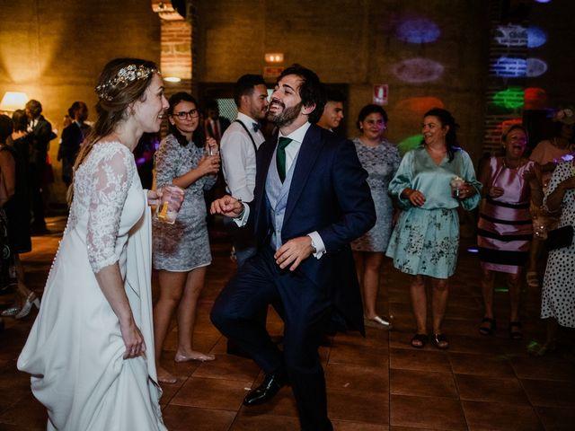 La boda de Isaac y Vanesa en Alba De Tormes, Salamanca 177