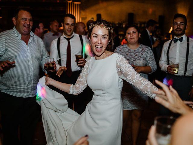 La boda de Isaac y Vanesa en Alba De Tormes, Salamanca 187