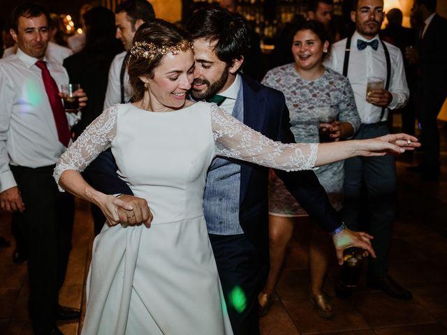 La boda de Isaac y Vanesa en Alba De Tormes, Salamanca 188