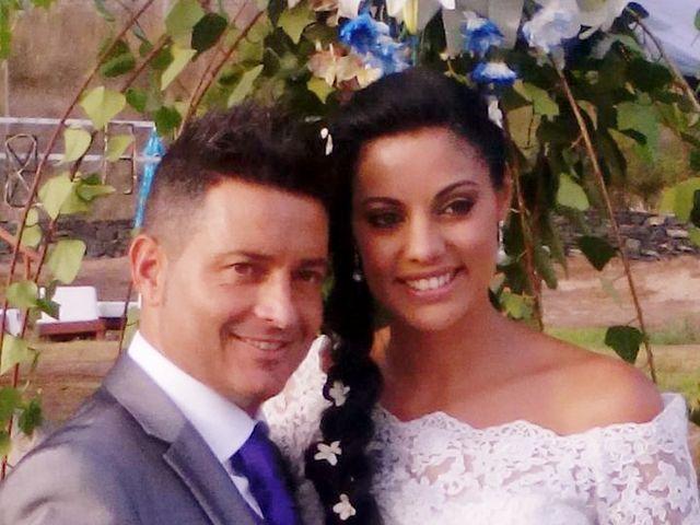 La boda de Desi y Jose en San Bartolome De Tirajana, Las Palmas 9