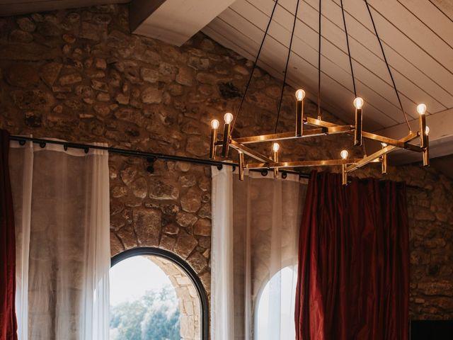 La boda de Marc y Vanesa en La Bisbal d'Empordà, Girona 12