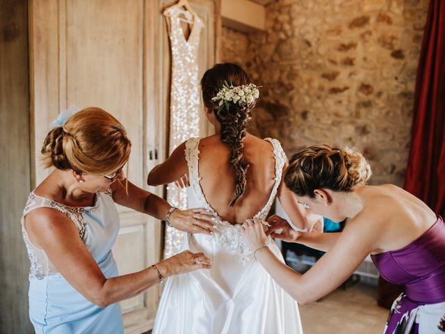 La boda de Marc y Vanesa en La Bisbal d'Empordà, Girona 35