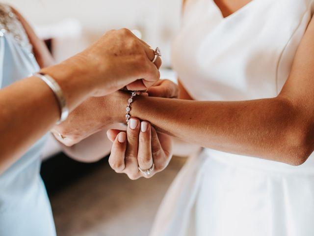 La boda de Marc y Vanesa en La Bisbal d'Empordà, Girona 37