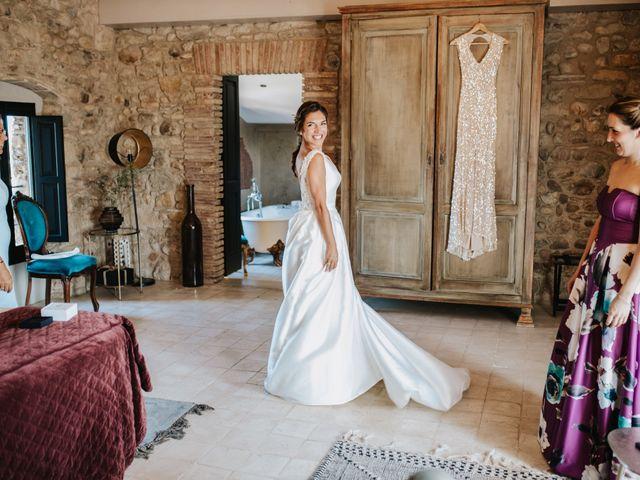 La boda de Marc y Vanesa en La Bisbal d'Empordà, Girona 38