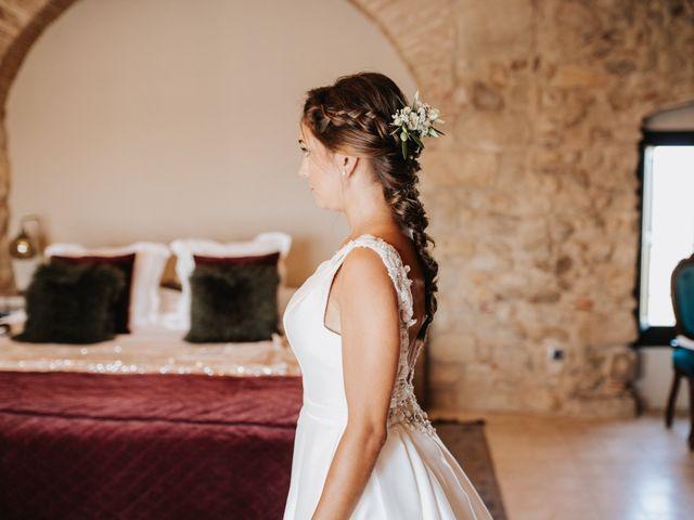 La boda de Marc y Vanesa en La Bisbal d'Empordà, Girona 45
