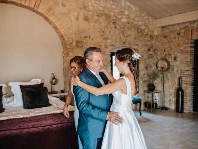 La boda de Marc y Vanesa en La Bisbal d'Empordà, Girona 46
