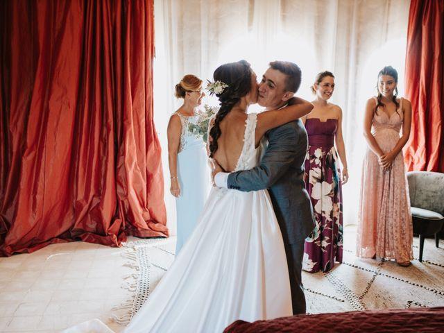 La boda de Marc y Vanesa en La Bisbal d'Empordà, Girona 47