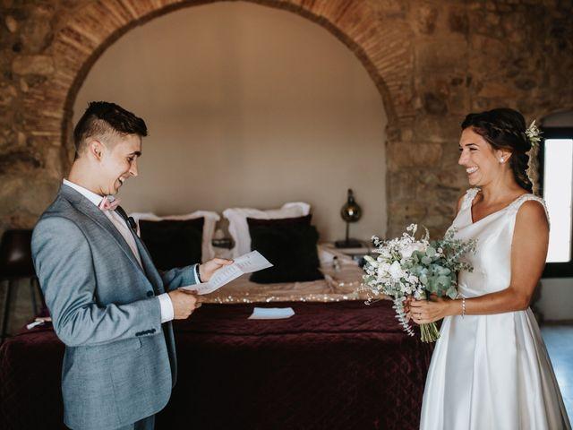 La boda de Marc y Vanesa en La Bisbal d'Empordà, Girona 48