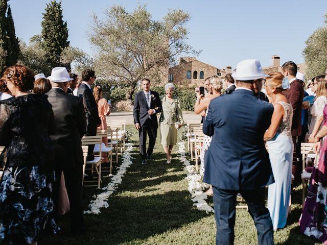 La boda de Marc y Vanesa en La Bisbal d'Empordà, Girona 57
