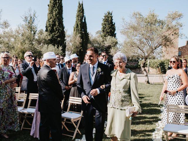 La boda de Marc y Vanesa en La Bisbal d'Empordà, Girona 58
