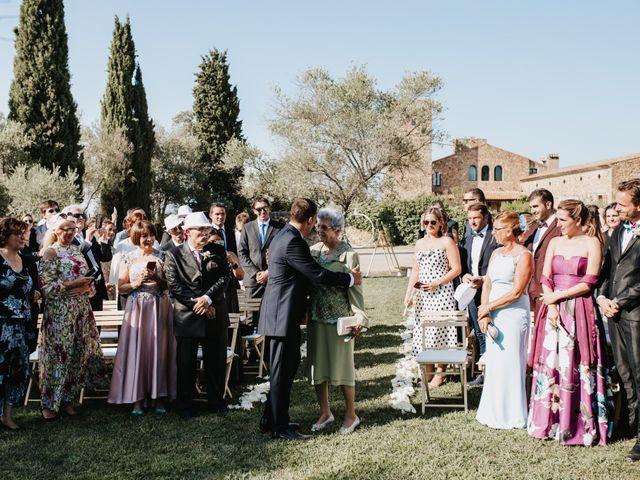 La boda de Marc y Vanesa en La Bisbal d'Empordà, Girona 59