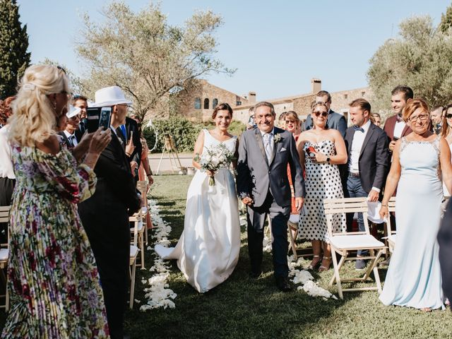 La boda de Marc y Vanesa en La Bisbal d'Empordà, Girona 65