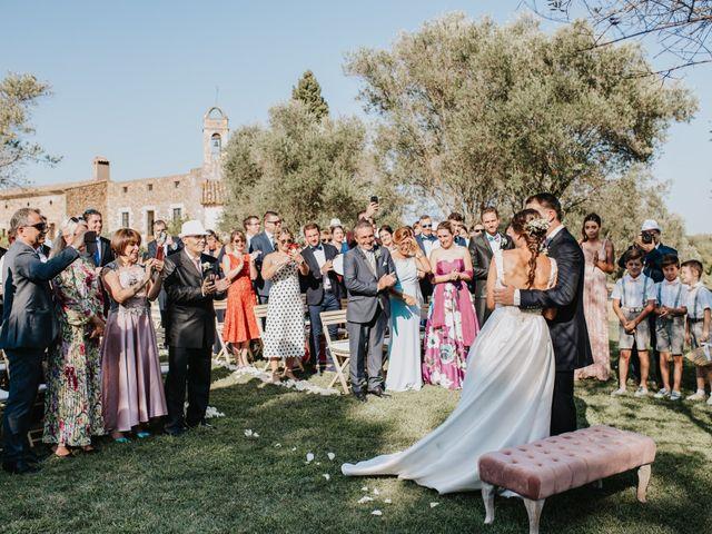 La boda de Marc y Vanesa en La Bisbal d'Empordà, Girona 66
