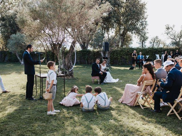 La boda de Marc y Vanesa en La Bisbal d'Empordà, Girona 71