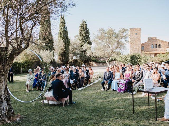 La boda de Marc y Vanesa en La Bisbal d'Empordà, Girona 73