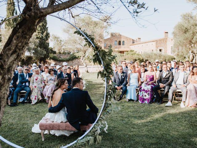 La boda de Marc y Vanesa en La Bisbal d'Empordà, Girona 74