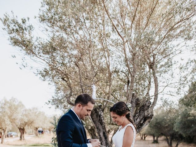 La boda de Marc y Vanesa en La Bisbal d'Empordà, Girona 76
