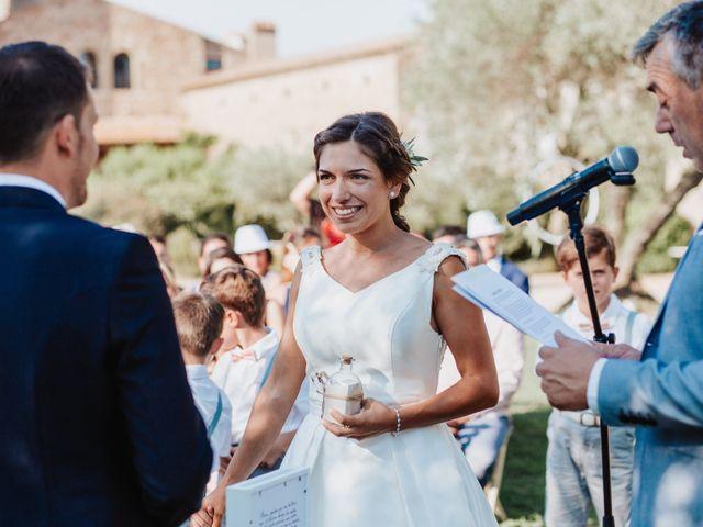 La boda de Marc y Vanesa en La Bisbal d'Empordà, Girona 84