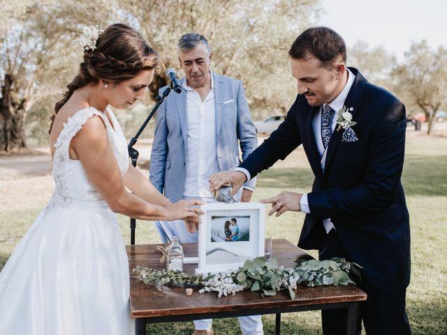 La boda de Marc y Vanesa en La Bisbal d'Empordà, Girona 89
